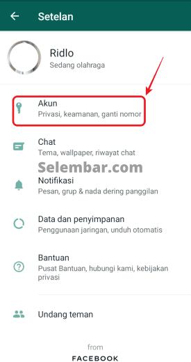 Cara Memblokir Nomor Tertentu di WhatsApp