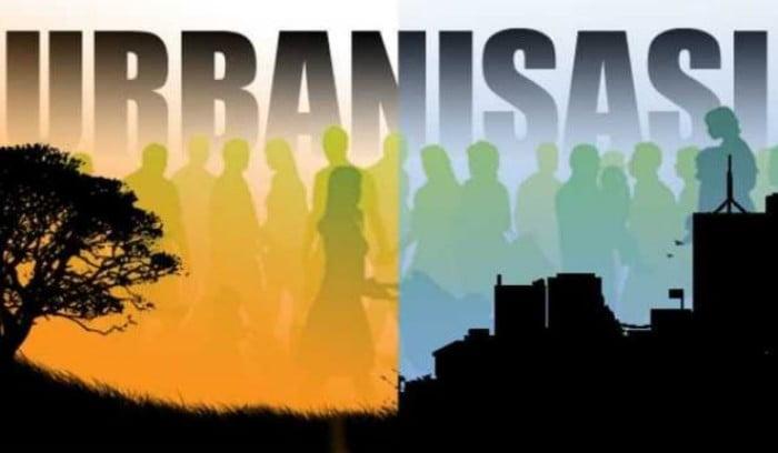 Pengertian Urbanisasi, Jenis-jenis dan faktor-faktor terjadinya urbanisasi