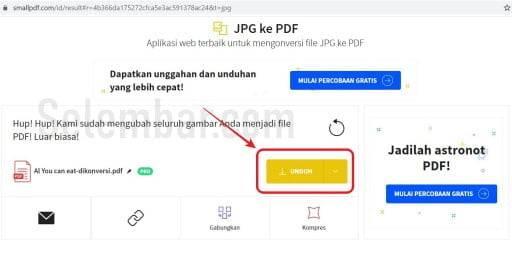 Mendownload file pdf