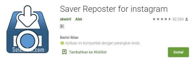 saver reporter for instagram